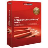 Lexware Anlagenverwaltung 2013 32/64 Bit Deutsch Office Vollversion PC (CD)