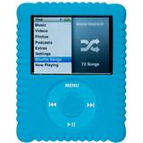 SwitchEasy SB-001-BB Silicon Biscuits (Blue): Protection Solution für iPod nano G3