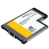 Startech ECUSB3S254F 2 Port Express Card 54 retail