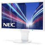 "23"" (58,42cm) NEC MultiSync EA234WMi weiß Weiß 1920x1080 1xHDMI 1.3 / VGA / DVI-D / DisplayPort"