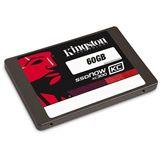 "60GB Kingston SSDNow KC 300 2.5"" (6.4cm) SATA 6Gb/s MLC (SKC300S3B7A/60G)"