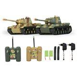 Jamara Panzer Battle Set JAM 2 Kanal