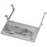 Fellowes GmbH 93800-70 Tastaturschublade für Tastaturen (93800-70)
