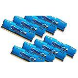 64GB G.Skill RipJawsZ DDR3-2133 DIMM CL10 Octa Kit
