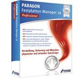 Paragon Festplatten Manager 14 Professional Deutsch Utilities Vollversion PC (CD/DVD)