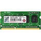 2GB Transcend TS256MSK64V1U DDR3-1066 SO-DIMM CL7 Single