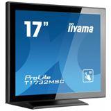 """17"""" (43,18cm) iiyama ProLite T1732MSC-B1X Touch schwarz (Klavierlack) 1280x1024 DVI-D / VGA"""
