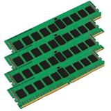 32GB Kingston ValueRAM DDR4-2133 regECC DIMM CL15 Quad Kit