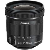 Canon EF-S Weitwinkel-Zoom-Objektiv - 10 -18 mm