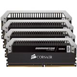 16GB Corsair Dominator Platinum + Airflow DDR4-3200 DIMM CL16 Quad Kit
