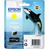 Epson T7604 gelb