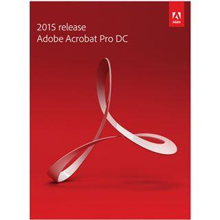 Adobe Acrobat Pro Document Cloud EDU deutsch Mac