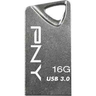 16 GB PNY Attaché T3 grau USB 3.0
