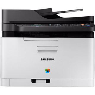 Samsung Xpress C480FN Farblaser Drucken / Scannen / Kopieren / Faxen LAN / USB 2.0