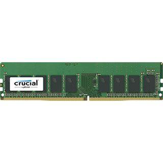 8GB Crucial CT8G4WFS824A DDR4-2400 ECC DIMM CL17 Single