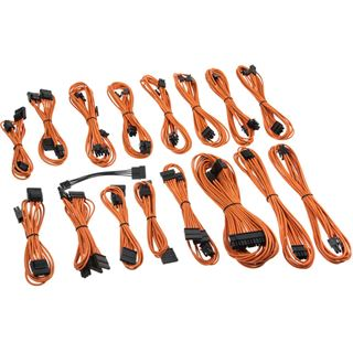 CableMod C-Series AXi, HXi, TX/CX/CS-M & RM Cable Kit - orange
