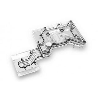 EK Water Blocks ASUS R5-E10 Monoblock Acryl / Nickel Chipsatz Kühler / CPU Kühler / Mosfet Kühler