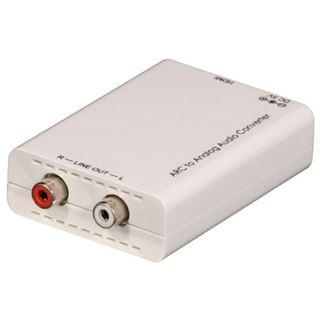 Lindy HDMI ARC Audio Convert Analog Stereo RCA Wandelt ARC Signal