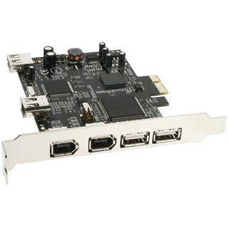 InLine USB FireWire PCIe