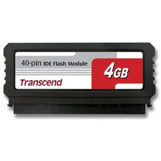 4GB Transcend IDE Flash Modul Module IDE MLC asynchron (TS4GDOM40V-S)