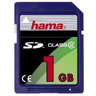 1GB Hama 00056940 Secure Digital (SD) Class 2 Karte