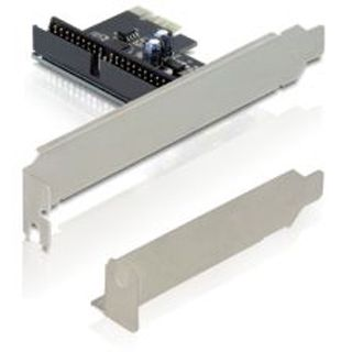 Delock PCI ExprCard IDE Controller 2 Port PCIe x1 Low Profile retail
