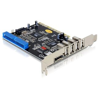 Delock 89140 5 Port PCI retail