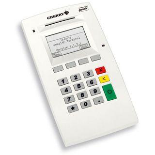 CHERRY ER-U3 USB 3.0 Chipkartenleser für SmartCard (ST-1503AAGZ)