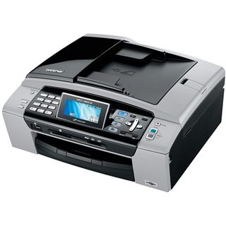 Brother MFC-490CW Multifunktion Tinten Drucker 6000x1200dpi WLAN/LAN/USB2.0