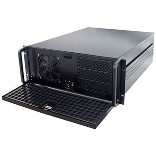 "19""(48,26cm) Codegen 4HE 4U-500 Server Tower o.NT Schwarz"