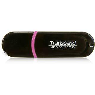 16 GB Transcend JetFlash V30 schwarz USB 2.0