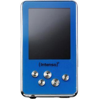 "4GB Intenso Video Driver 2"" (5.1cm) blau MP3/MP4"