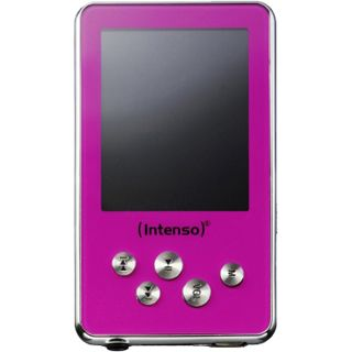 "4GB Intenso Video Driver 2"" (5.1cm) pink MP3/MP4"