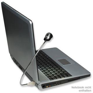 Manhattan Light, USB Notebook FlexLight, 2 LED