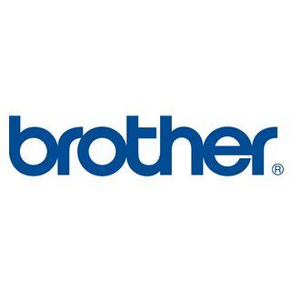 Brother TX651 Schwarz + Gelb Schriftbandkas