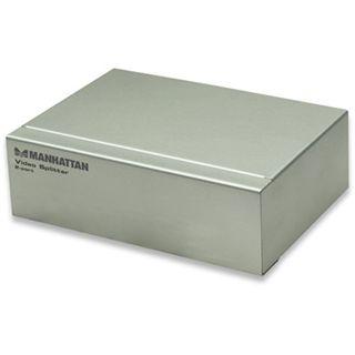 Intellinet 177207 2-fach VGA-A/V-Splitter