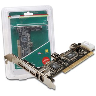 Digitus DS-33230 7 Port PCI Hot Plugging retail