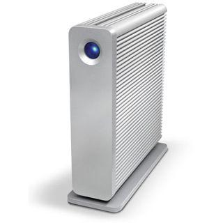 1500GB LaCie d2 Quadra Hard Disk USB 2.0, Firewire, eSATA Aluminium
