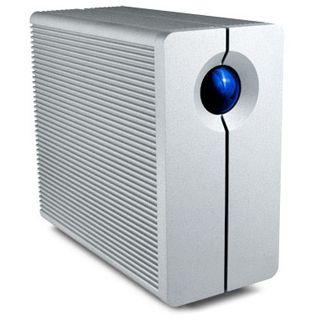 "2000GB LaCie 2big Quadra 301352EK 3.5"" (8.9cm) eSATA/Firewire/USB 2.0 alu"