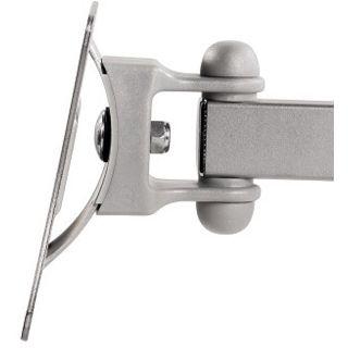 Hama LCD Wandhalterung Easy 1 bis 20kg Grau