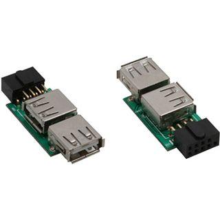 USB 2.0 Adapter 2x