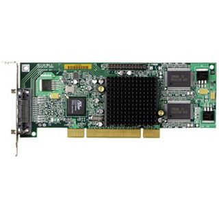 32MB Matrox Millenium G550 DH Low Profile Passiv PCI (Bulk)