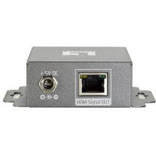 LevelOne HVE-9001 1-fach HDMI Grafikverlängerung über LAN