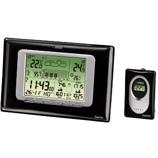 Hama Elektronische Wetterstation EWS-750,
