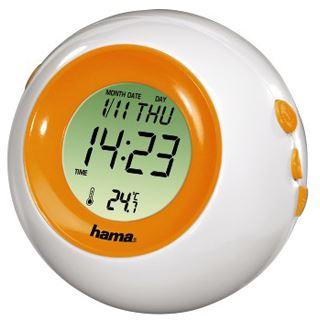 Hama LCD-Thermometer TC-300, Orange