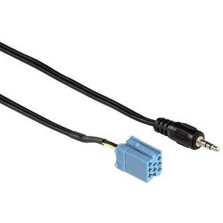Hama Aux in-Adapter für Becker/Blaupunkt/VDO