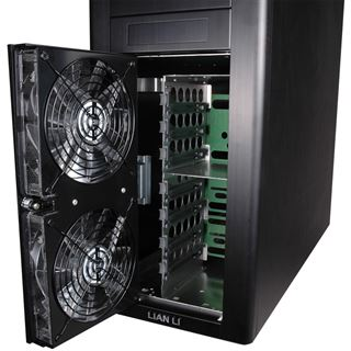 ATX Lian Li PC-B71B Big Tower o.NT Schwarz