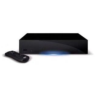 500GB LaCie LaCinema Black MAX
