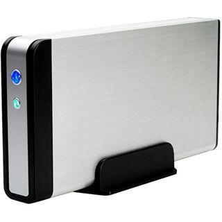 "3.5"" (8,89cm) Fantec FB-C35US SATA USB 2.0 Silber"