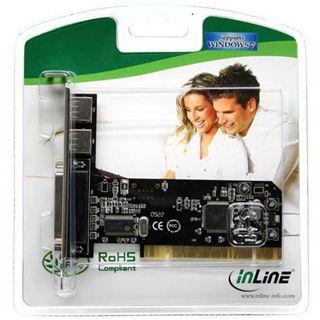 InLine 76664 3 Port PCI retail